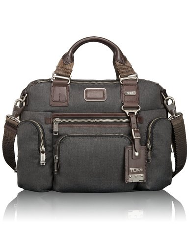 Tumi Alpha Bravo, Brooks Slim Brief
